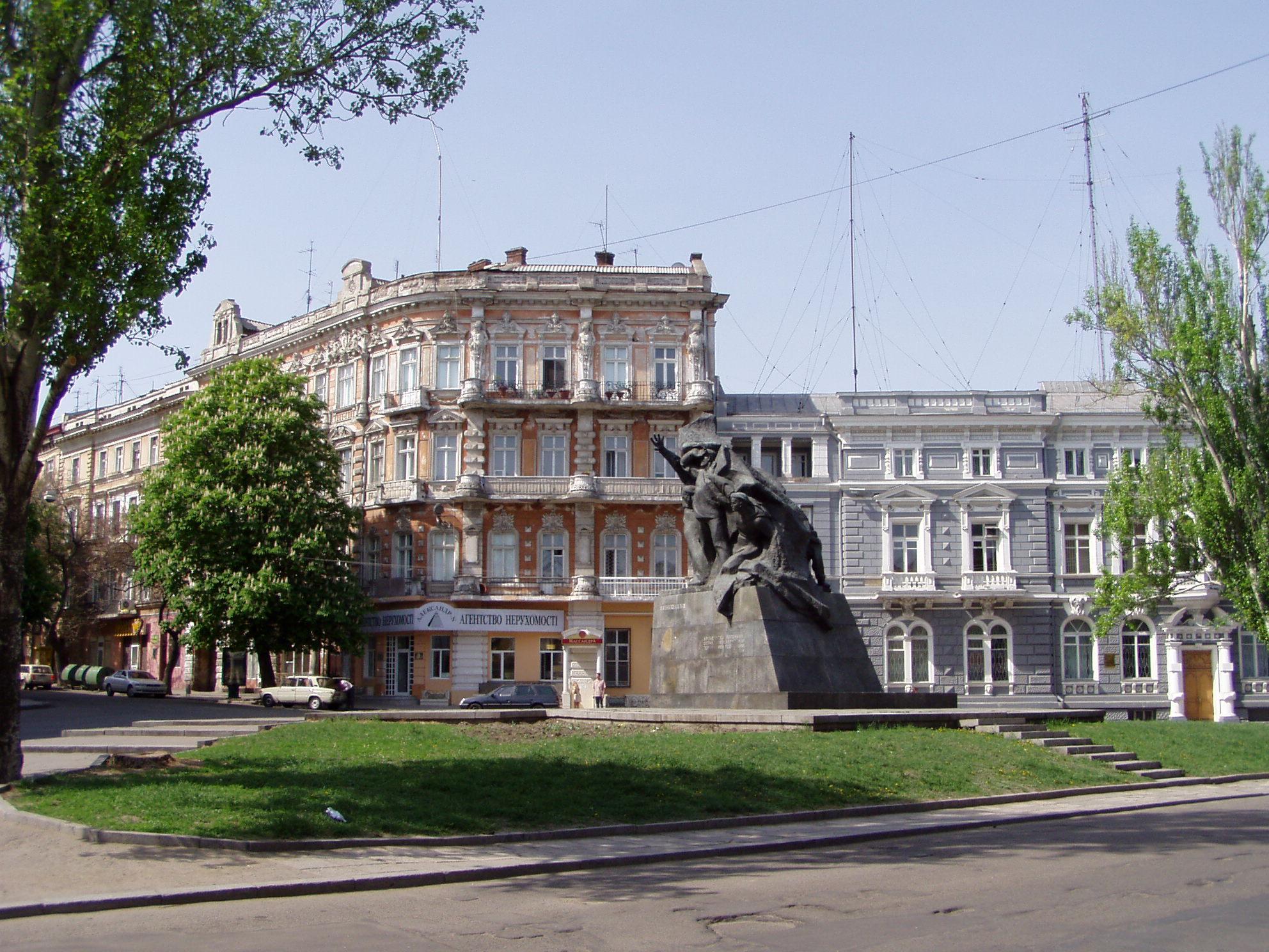 ウクライナ:オデッサ « 旅人の...
