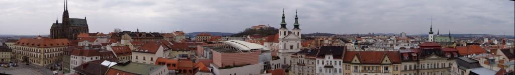 チェコ:ブルノ