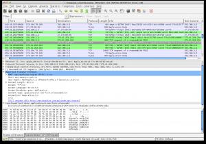 Wireshark protocol example
