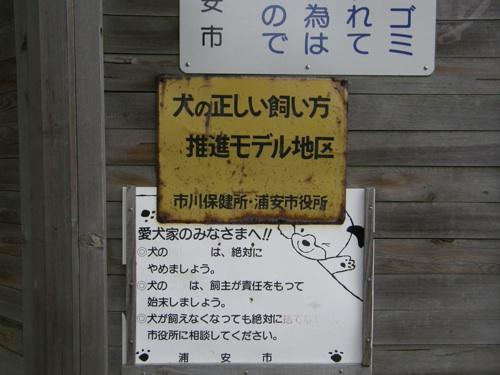 Schilder ohne Ende