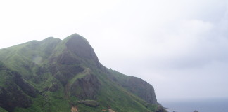 Insel Rebun / Hokkaido: Die Westküste erinnert an Shetland oder sonstwo in der Gegend