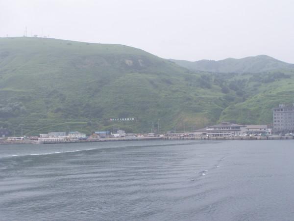 Insel Rebun / Hokkaido: Hafen von Kafuka