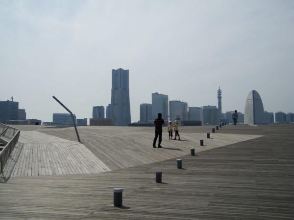 Minato Mirai 21 und der Landmark Tower