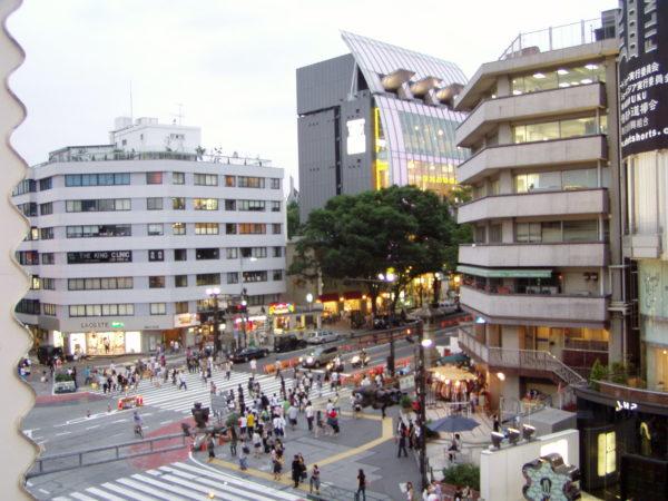 Omotesando-Kreuzung