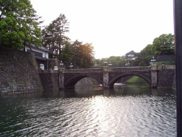 Sakuradamon 桜田門 (Kirschfeldtor) - ein Nebeneingang