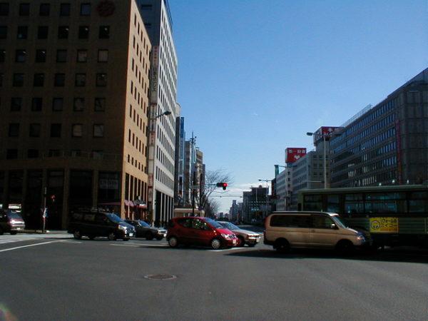 Im Stadtzentrum