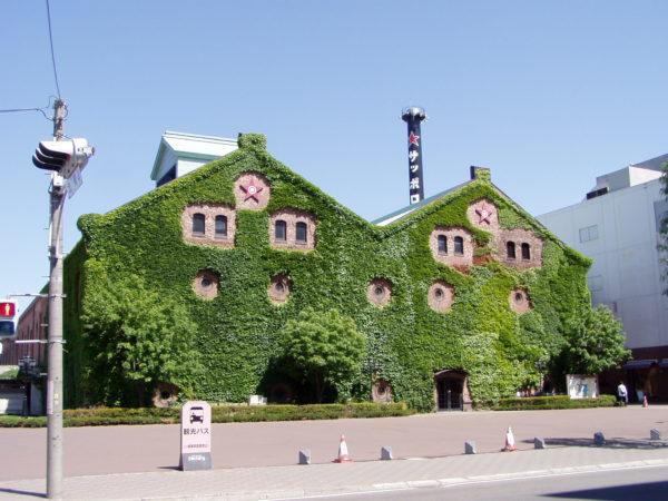 Sapporo / Hokkaido: Die alte Sapporo-Brauerei
