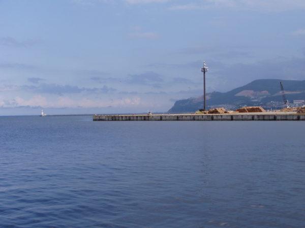 Am Hafen von Otaru
