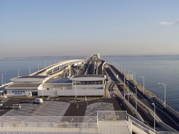 Umi hotaru in der Mitte der Bucht von Tōkyō