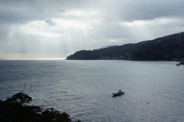 Küste bei Izu-Kōgen