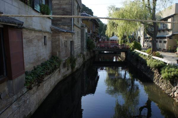 Kleiner Kanal in Shimoda