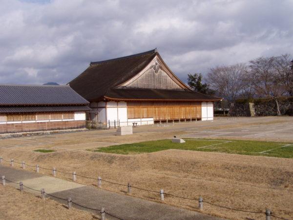 Sasayama: In der Burgruine – das Stadtmuseum