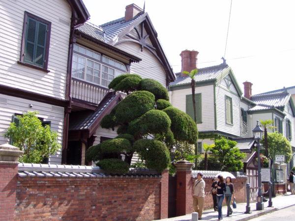 Kobe: In der Ijinkan-Strasse