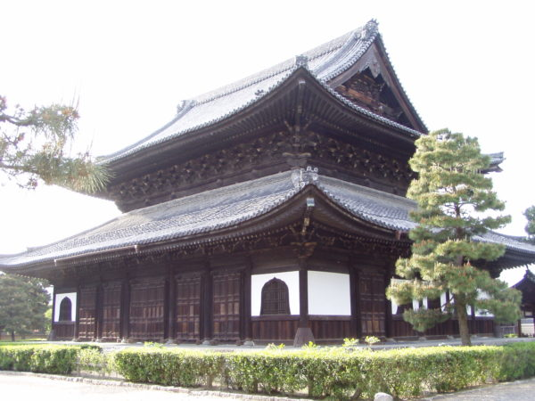 Ein weiteres, weniger bekanntes Juwel: Der Kennin-ji (Kennin-Tempel)
