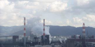 Industriegebiet von Sakaide