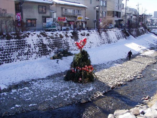 Takiage (!?) zum Neujahrsfest