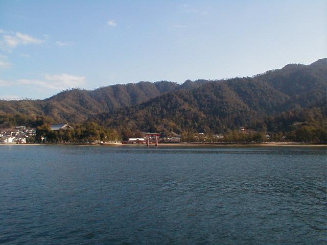Itsukushima alias Miyajima