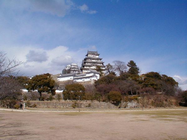 Der Stolz von Himeji - die Reiherburg