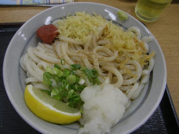 Takamatsu? Klare Sache, Udon!
