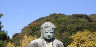Der Daibutsu von Kamakura