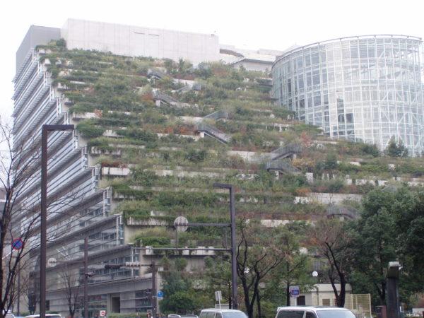 """Akurosu Fukuoka - der schöne """"Step Garden"""""""