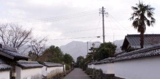 Horiuchi – das alte Samuraiviertel