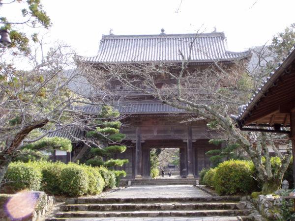 Der Tōkō-ji im Osten von Hagi