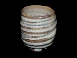 Typisches Beispiel für Hagi-yakimono (Keramik)