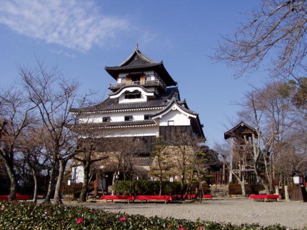 Die kleine, aber feine Burg von Inuyama