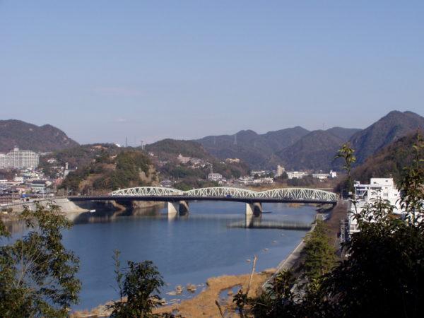 """Kiso-gawa: Der """"japanische Rhein"""""""