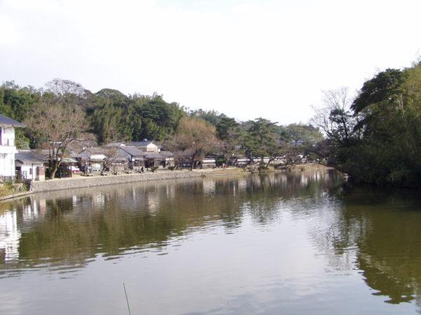 Shiomi Nawate – das alte Samuraiviertel