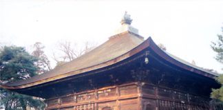 Nebengebäude des Zenkō-ji