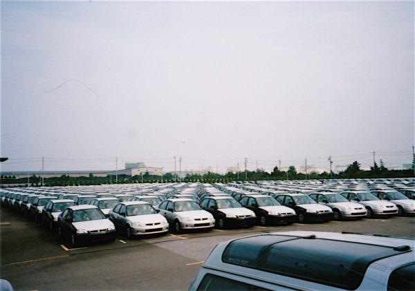 Und hier kommen die ganzen kleinen Autos her!