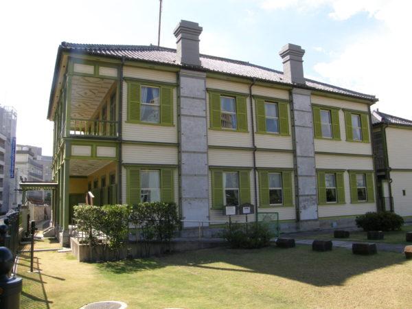 Eindeutig europäischer Einfluss: Architektur auf Dejima