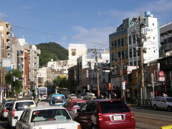 Im Zentrum der Stadt