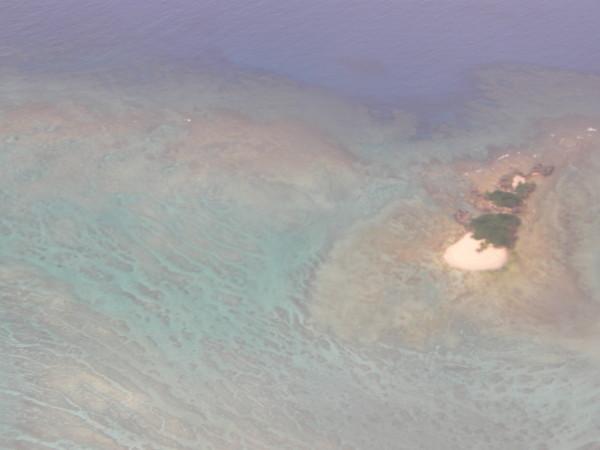 Typisch in Okinawa: Winzigste Inseln