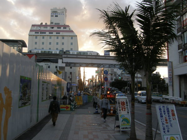 Naha: Kokusai-dōri (Internationale Strasse)