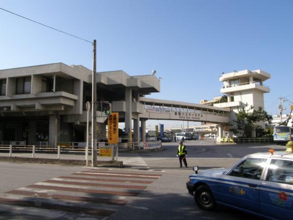 Naha: Busbahnhof