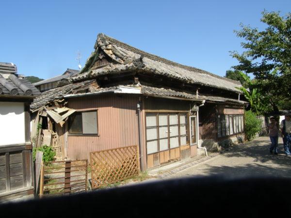 Im ehemaligen Samuraiviertel