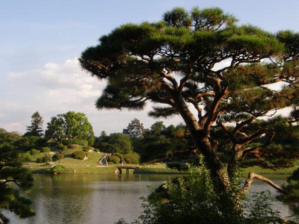 Okayama – Im berühmten Kōrakuen