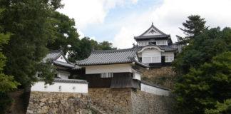 Die kleine, feine Burg Matsuyama-jō