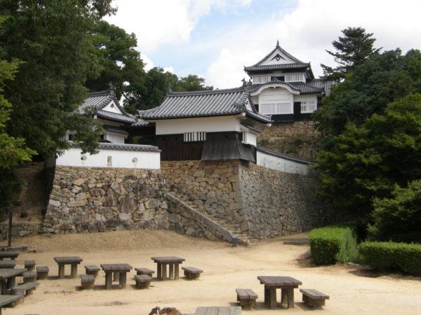 Die kleine, feine Burg von Bitchu-Takahashi, Matsuyama-jō