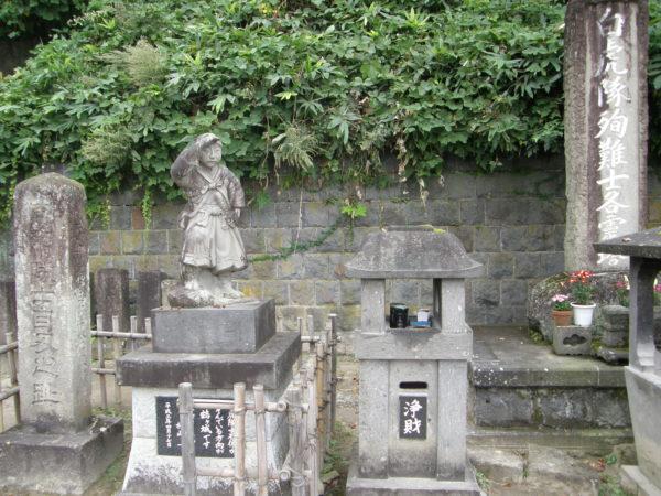 Alzu-Wakamatsu: Die Gräber der Byakkotai-Märtyrer