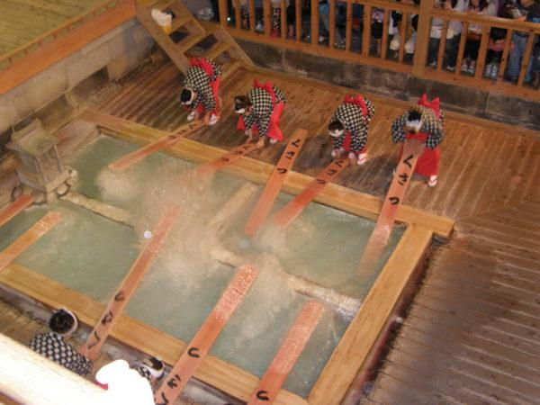 Tradition Wasserschlagen
