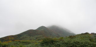Hochebene am Gassan (auf ca. 1'500 m)