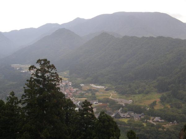 Bergwelt bei Yamadera