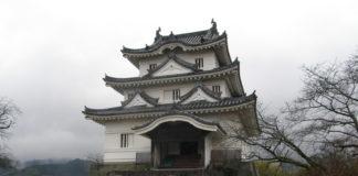 Uwajima - die kleine, feine Burg