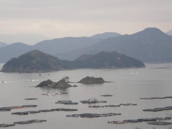 Bucht bei Yusu