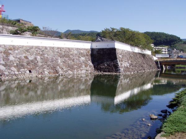 Kofu - was von der Burg noch steht