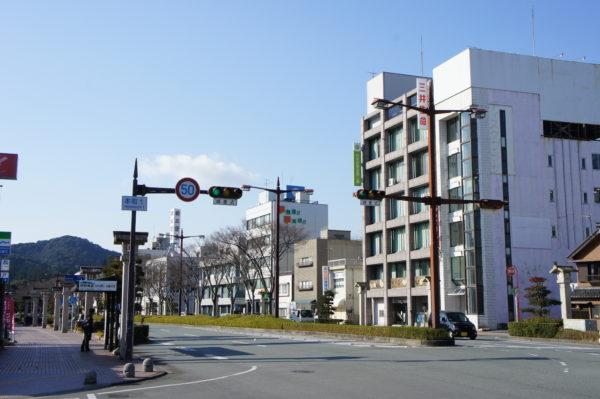 Hauptstrasse von Ise